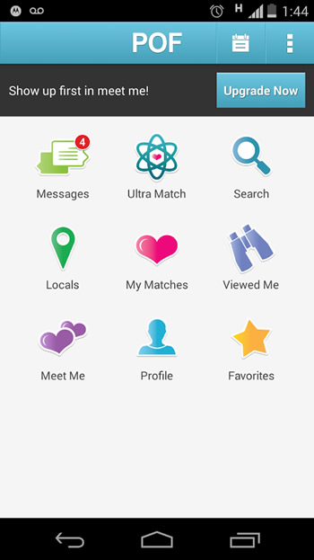Mobile dating apps android