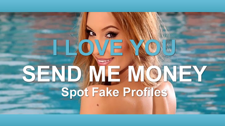 fake pictures on dating sites